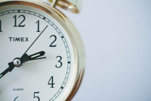 Collectively Speaking: Timing is Everything | Brown & Joseph, LLC