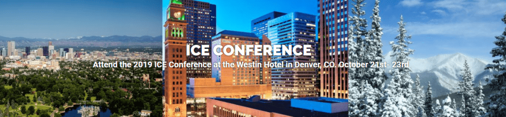 ICE Conference 2019