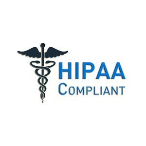 HIPAA logo | Brown & Joseph, LLC