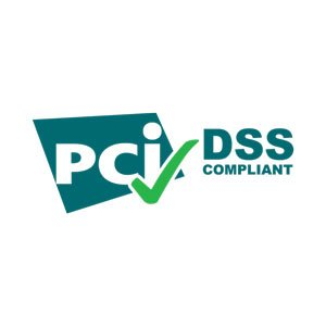 PCI DSS Compliant badge | Brown & Joseph, LLC